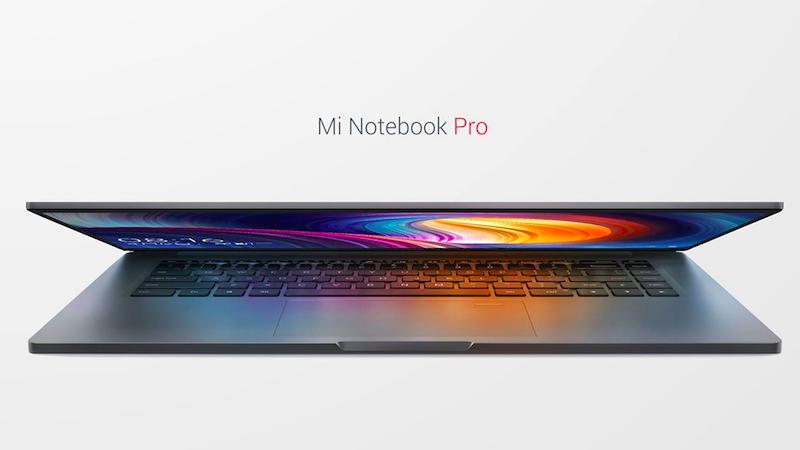 نتیجه تصویری برای Mi Notebook Pro
