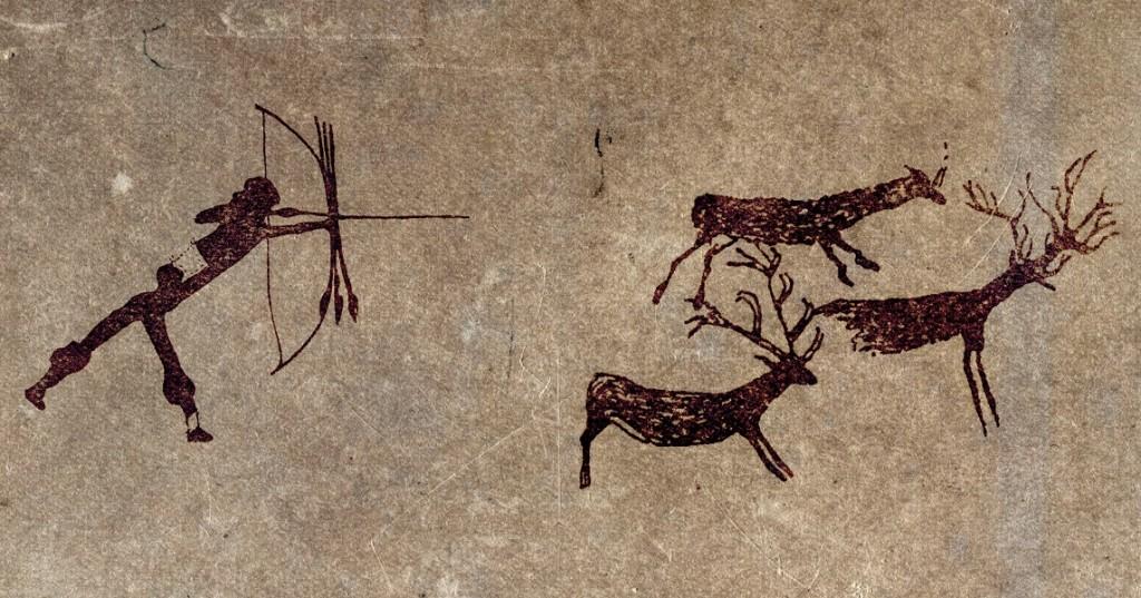نقاشیهایی از اسنانهای نخستین