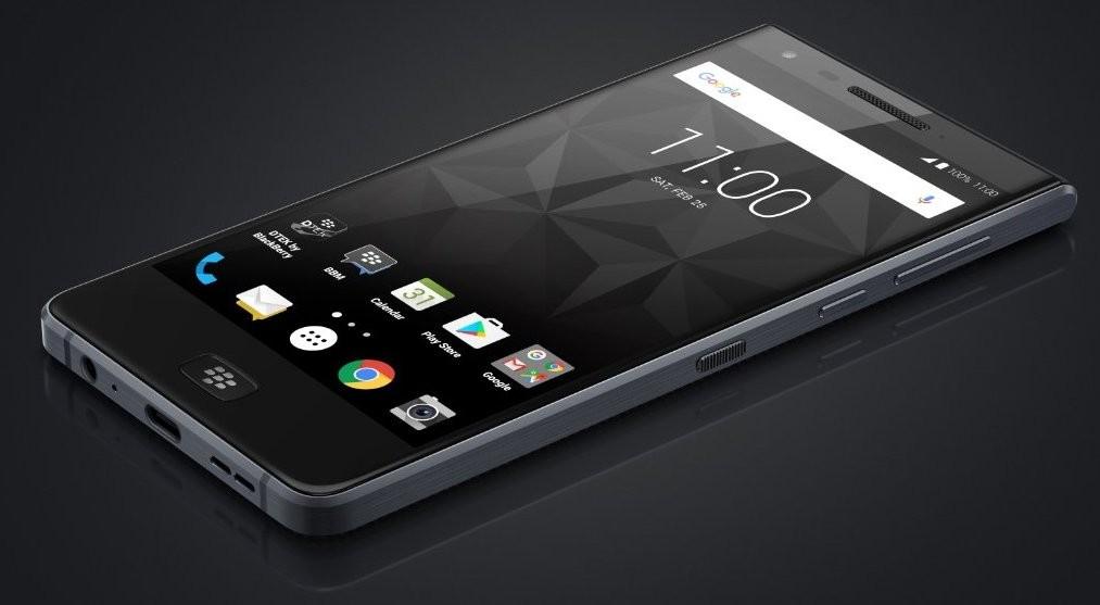 گوشی هوشمند بلکبری Motion به طور رسمی معرفی شد