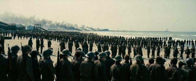 بخشهایی از فیلم Dunkirk