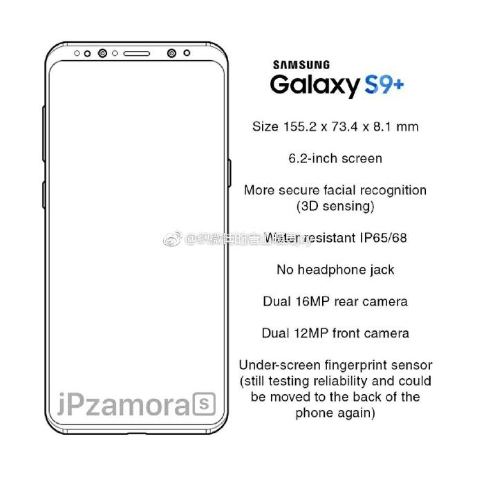 گلکسی اس 9+ (Galaxy S9+)