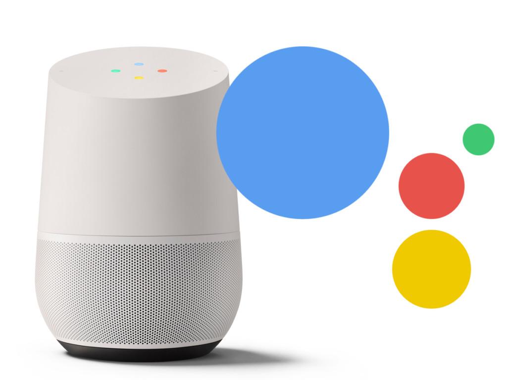 دستیار صوتی اختصاصی کمپانی گوگل