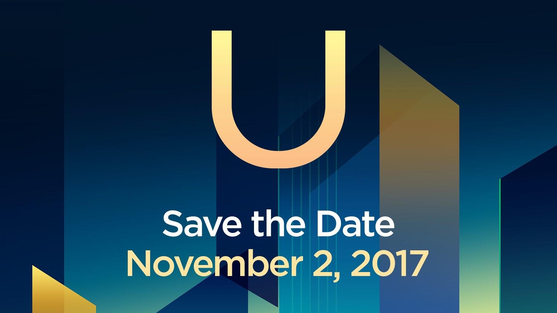اچتیسی یو 11 پلاس (HTC U11 Plus) در تاریخ 2 نوامبر به طور رسمی عرضه خواهد شد