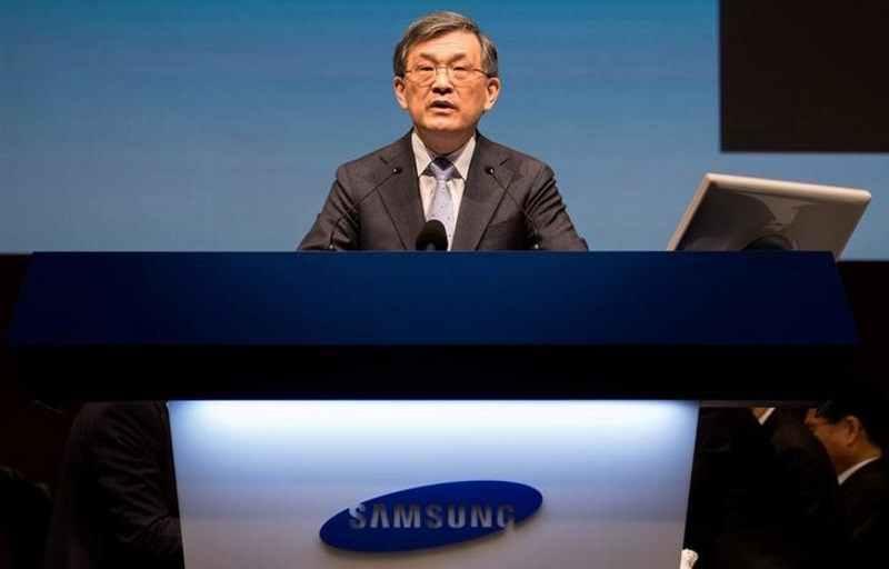 مدیرعامل شرکت سامسونگ الکترونیکس (Kwon Oh-hyun) استعفا داد!؛ افت سهام سامسونگ الکترونیکس
