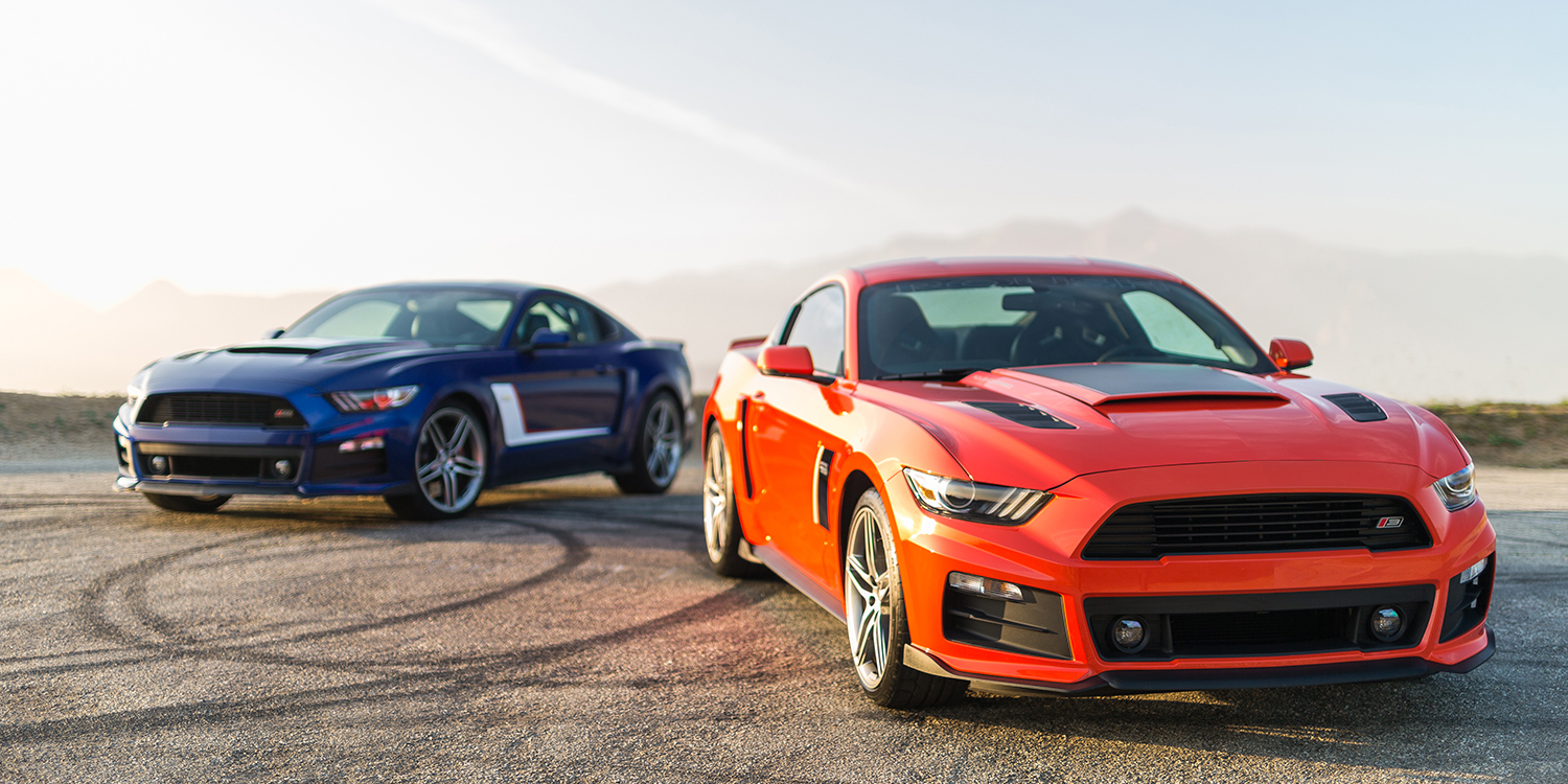 فورد ماستنگ 2018 روش (2018 Roush Ford Mustang) در راه است…