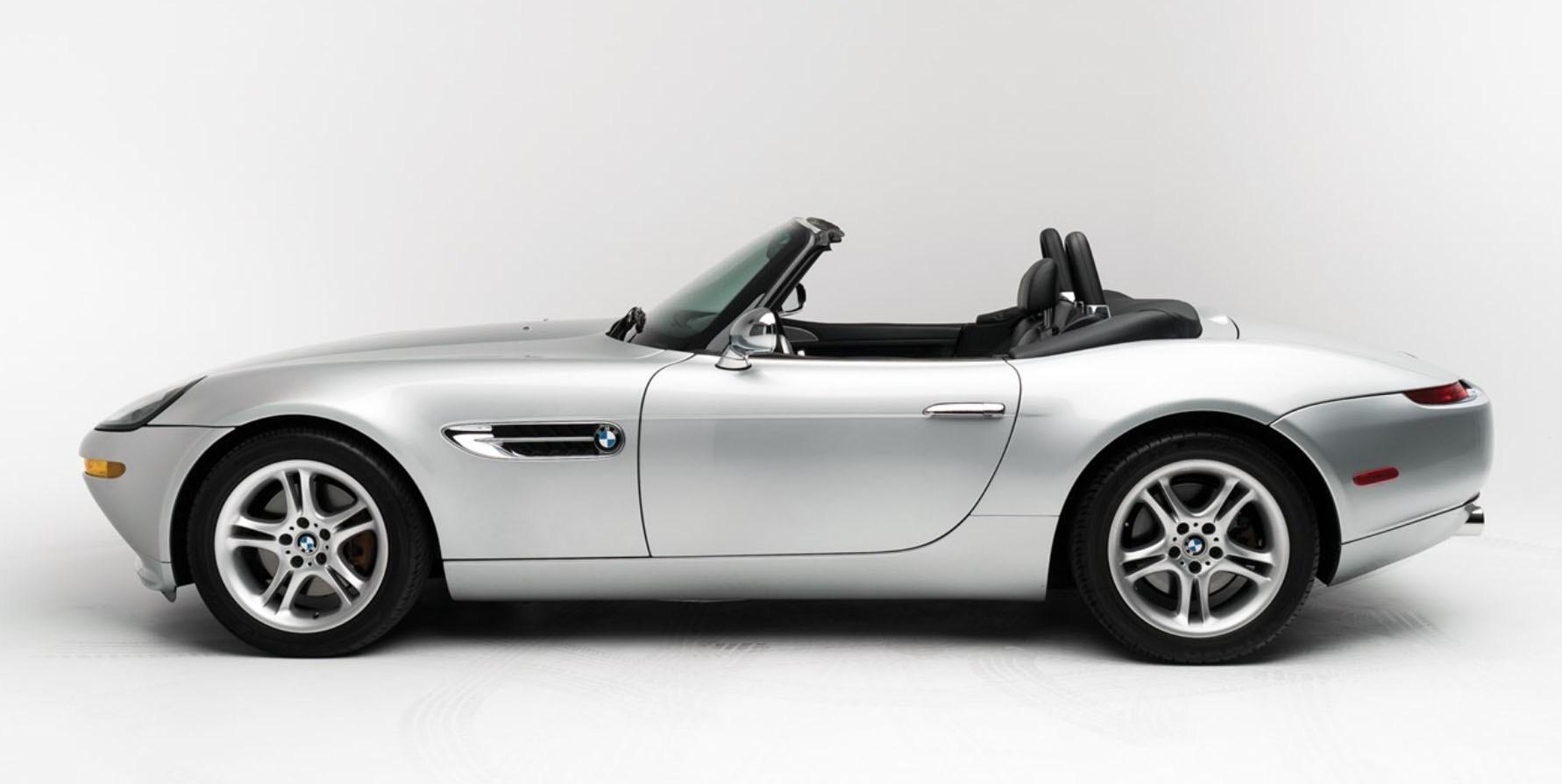 خودروی BMW Z8 متعلق به استیو جابز برای به دست آوردن 400 هزار دلار در حراجی قرار خواهد گرفت