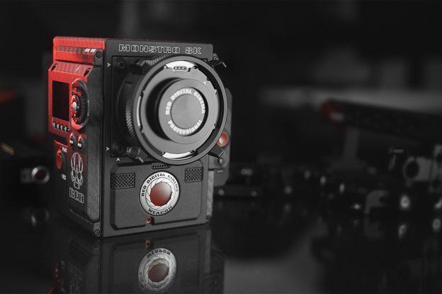 کمپانی Red سنسور جدید Monstro 8K VV را معرفی کرد