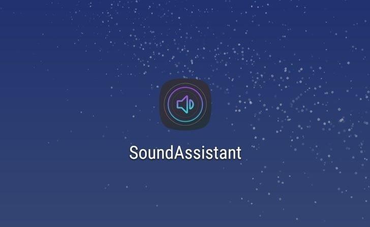 برنامه Sound Assistant شرکت سامسونگ