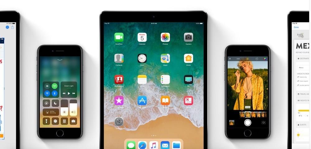 بروزرسانی iOS 11.0.3 برای آیفون و آیپد منتشر شد