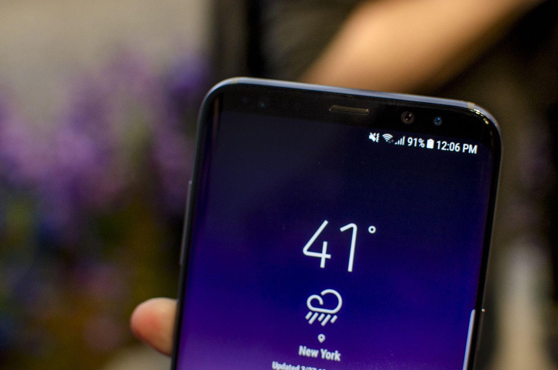 وجود حسگر سه بعدی در دوربین گلکسی اس 9 (Galaxy S9)، تکنولوژی تشخیص چهره پیشرفتهتری را به همراه خواهد داشت!