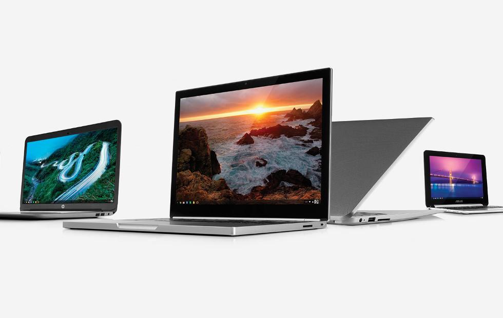 این Chromebook ها هم اکنون به طور کامل از Google Play Store پشتیبانی میکنند