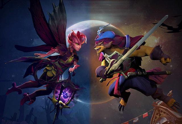 در بروزرسانی جدید بازی (DotA 2 (The Dueling Fates دو قهرمان جدید معرفی شد