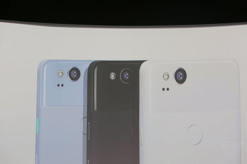 گوگل پیکسل 2 (Google Pixel 2) معرفی شد؛ بلاخره انتظارها به پایان رسید