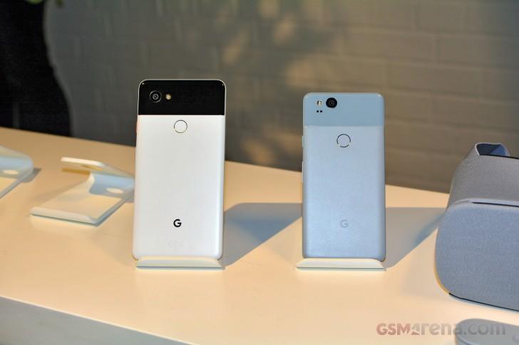 گوگل پیکسل 2 و گوگل پیکسل 2 ایکس ال