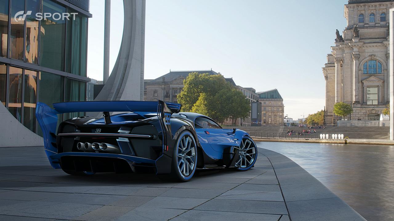نسخه بتای بازی Gran Turismo Sport هم اکنون بیش از 1 میلیون بازیکن دارد