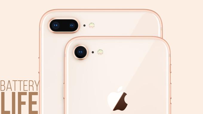 آزمایش باطری آیفون 8 پلاس بهترین نتیجه ممکن را از گوشیهای اپل نشان میدهد