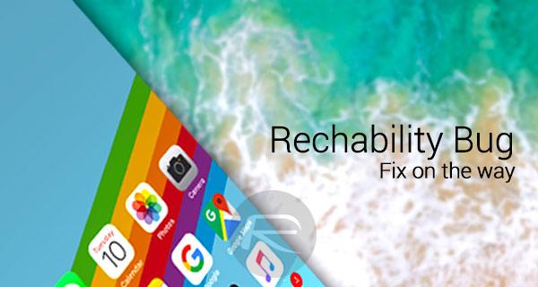 حل مشکل Reachability در iOS 11