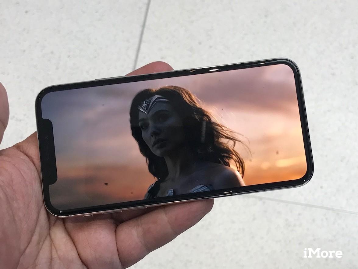نمایشگر iPhone X