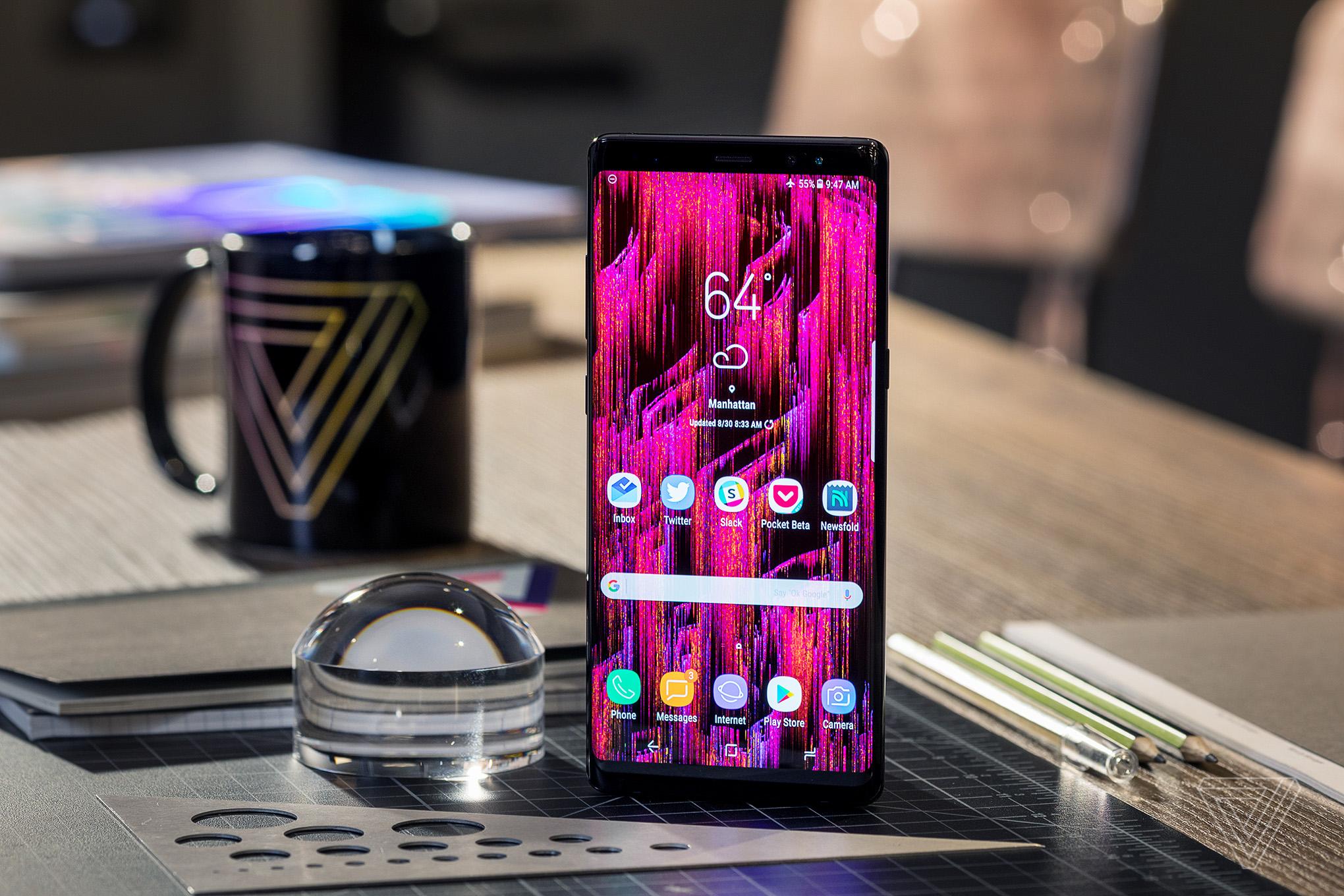بررسی تخصصی دوربین سامسونگ گلکسی نوت 8 توسط DXOMark: برترین گوشی هوشمند در بزرگنمایی