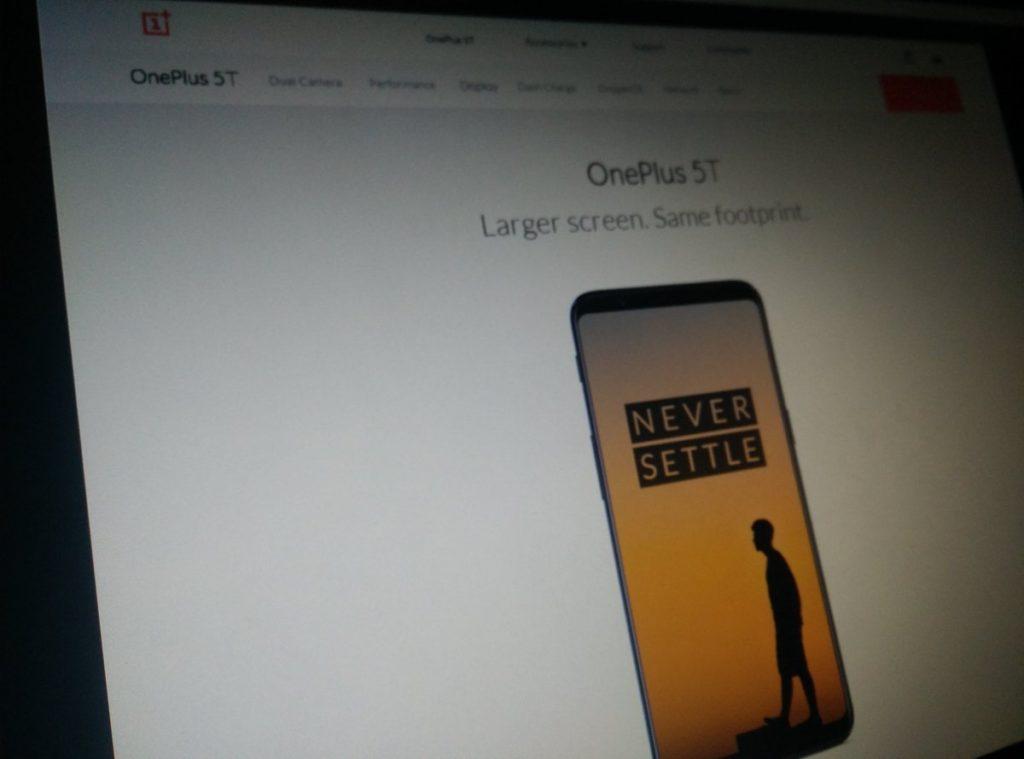 وان پلاس 5 (OnePlus 5) در مقابل وان پلاس 5 تی (OnePlus 5T): پنج تفاوتی که انتظار داریم ایجاد شود