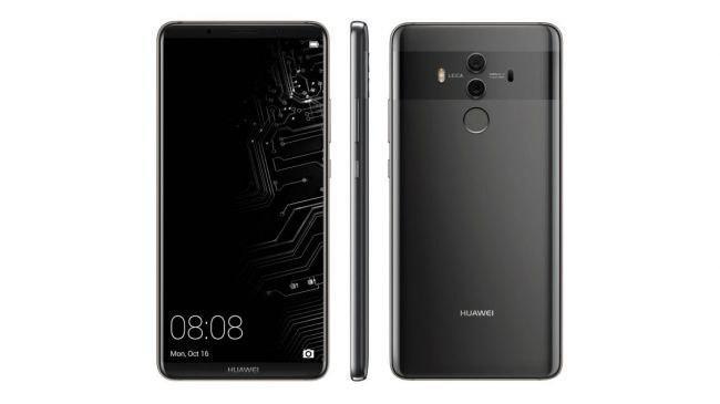 هوآوی میت 10 پرو (Huawei Mate 10 Pro) رسما معرفی شد ؛ غولی از دیار چین!