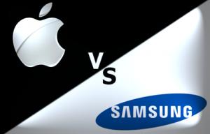 سامسونگ در مقابل اپل