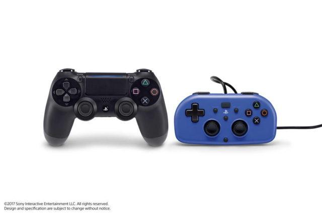 سونی از گیمپد کوچک و عجیبی برای PS4 رونمایی کرد