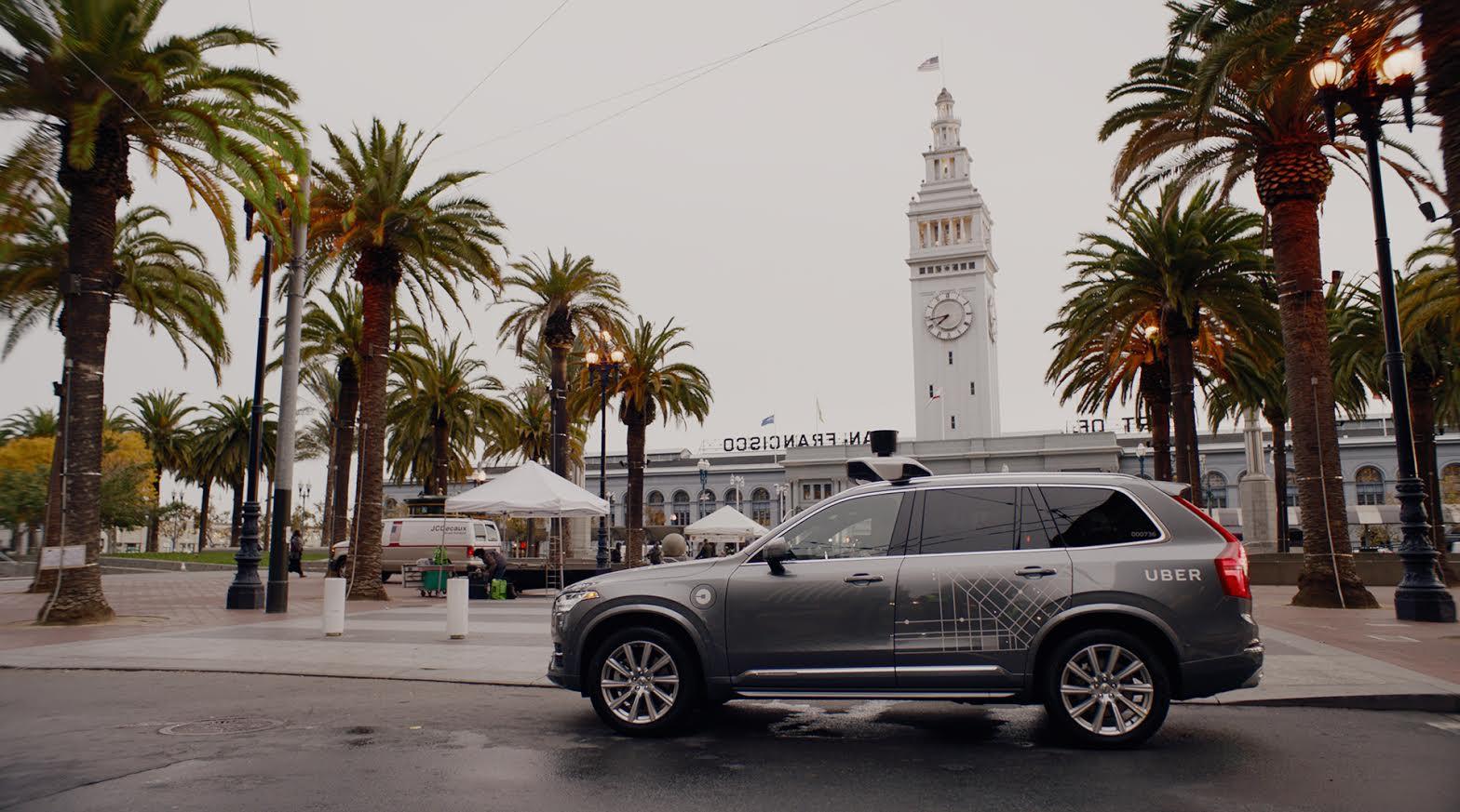 کالیفرنیا اجازه تردد خودروهای خودران بدون راننده را در سال آینده خواهد داد