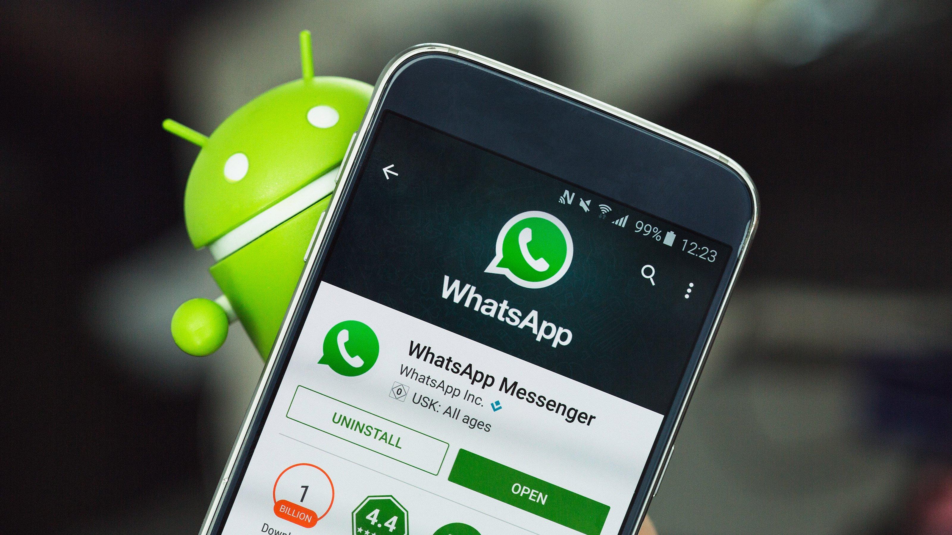 نسخه جعلی WhatsApp بیش از 1 میلیون بار از Google Play Store دانلود شد