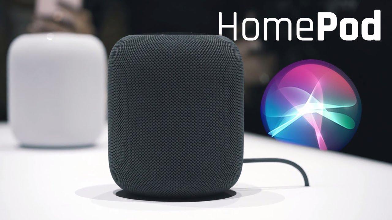 عرضهی هومپاد اپل تا سال 2018 به تعویق افتاد
