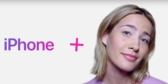 تماشا کنید: تبلیغات اپل برای انیموجی (Animoji)
