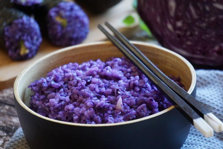 مزایای برنج بنفش برای سلامتی چیست؟