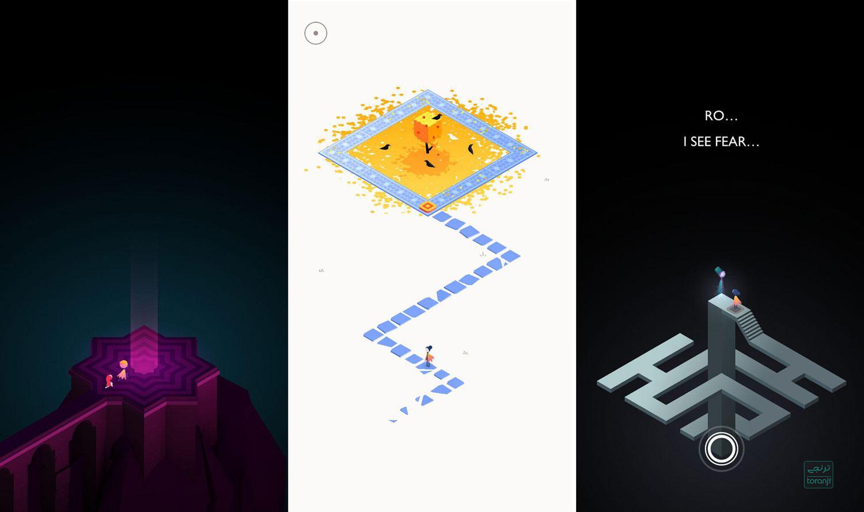 بازی Monument Valley 2 برای اندروید