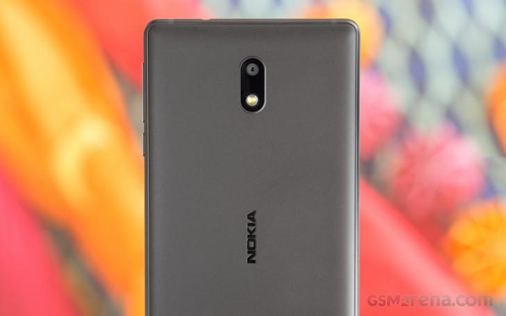 دوربین نوکیا 3 (Nokia 3) با دریافت یک به روزرسانی وعده عملکرد بهتر را می دهد