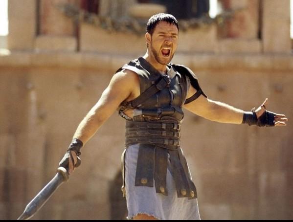 شروع قرن با گلادیاتور (gladiator)
