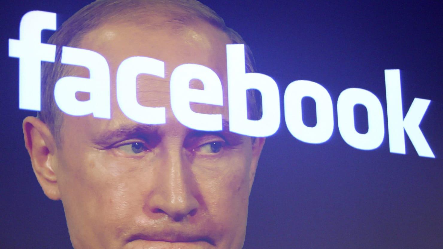 فیس بوک درصورتی که کاربرانش یک حساب جعلی روسیهای را لایک کنند، آنها را مطلع خواهد کرد