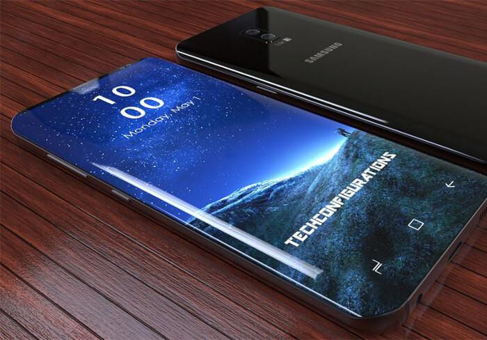 گلکسی اس 9 (Galaxy S9) به همراه 4 گیگابات رم در گیکبنچ (Geekbech) رویت شد