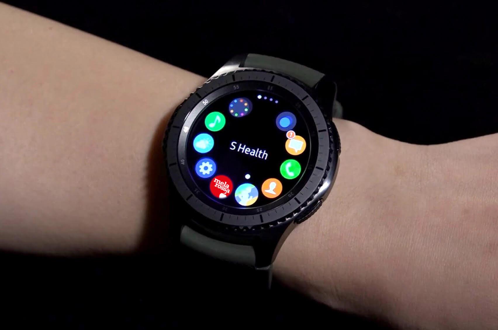 با انتشار آپدیت جدید طول عمر هر بار شارژ باطری Samsung Gear S3 به 40 روز رسید