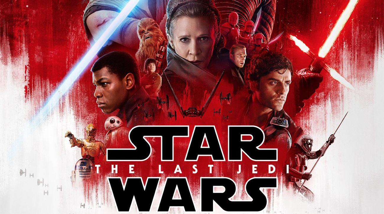 عنوان Star Wars: The Last Jedi بلندترین فیلم از این مجموعه خواهد بود