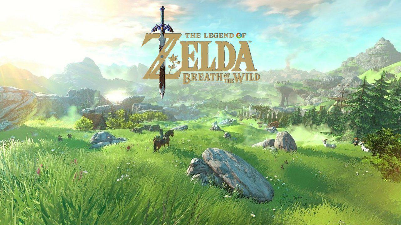 بازی The Legend of Zelda: Breath of The Wilds برندهی عنوان بهترین بازی سال شد