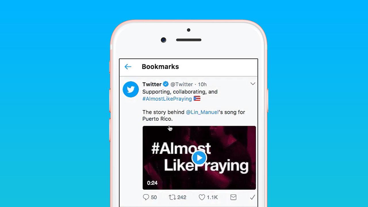 قابلیت نشانه گذاری توئیتهای مورد علاقه در توئیتر وارد مرحله تست شد