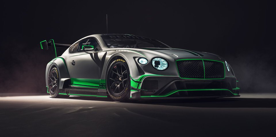 بنتلی ۲۰۱۸ (Continental GT3) سریع و خشن