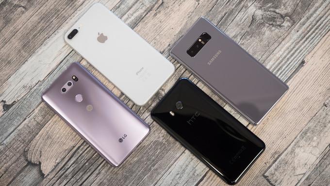 توضیحاتی در مورد برخی از مشخصات دوربین تلفن های هوشمند