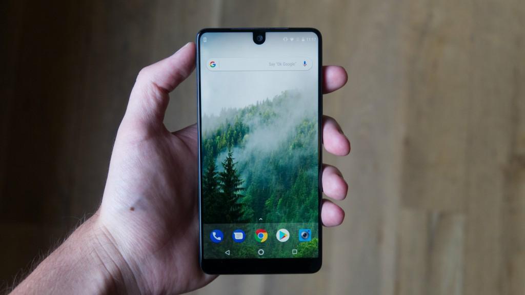 آپدیت جدید Essential Phone مشکل حسگر اثر انگشت این گوشی را رفع میکند