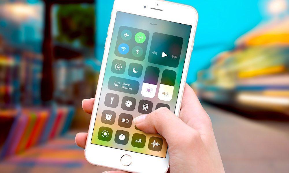 خاموش کردن وای فای در iOS 11
