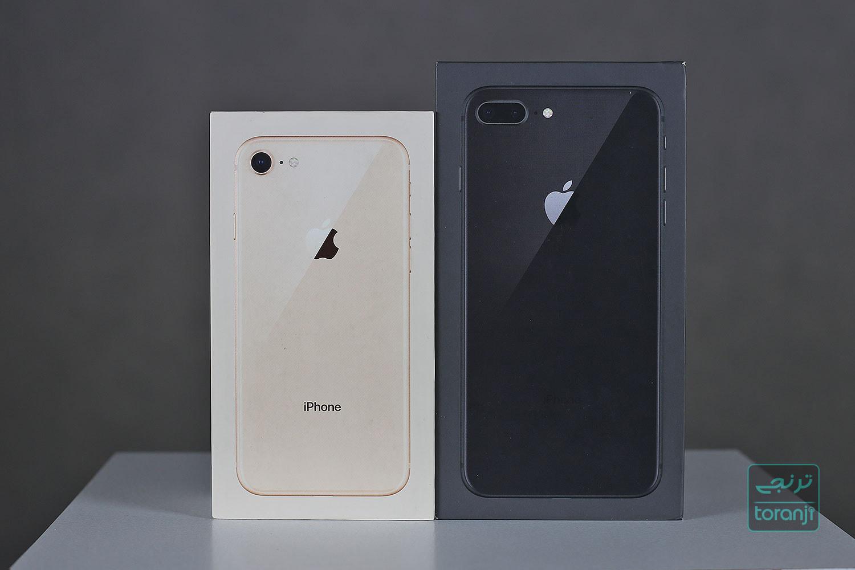 نقد و بررسی اپل آیفون ۸ ( iPhone 8 ) و اپل آیفون ۸ پلاس( iPhone 8 Plus )