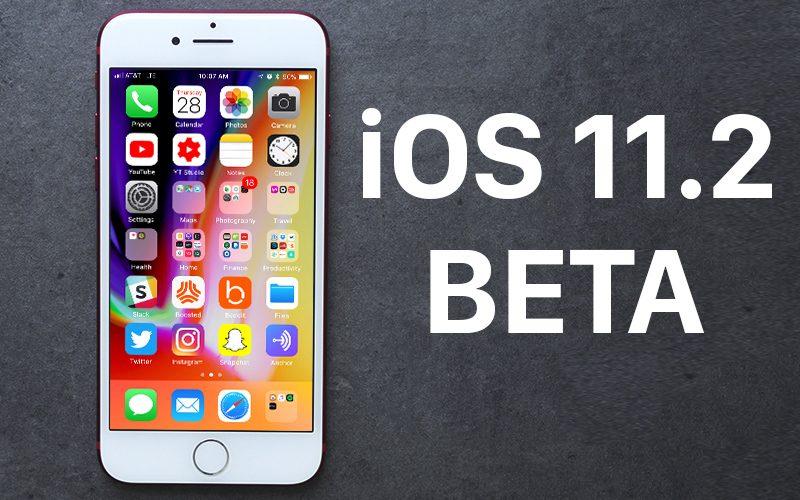 دومین نسخهی آزمایشی iOS 11.2 برای توسعه دهندگان ارسال شد