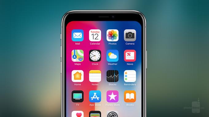 دانلود تصویر زمینه ویژه آیفون تن (iPhone X) برای پوشاندن زائده نمایشگر