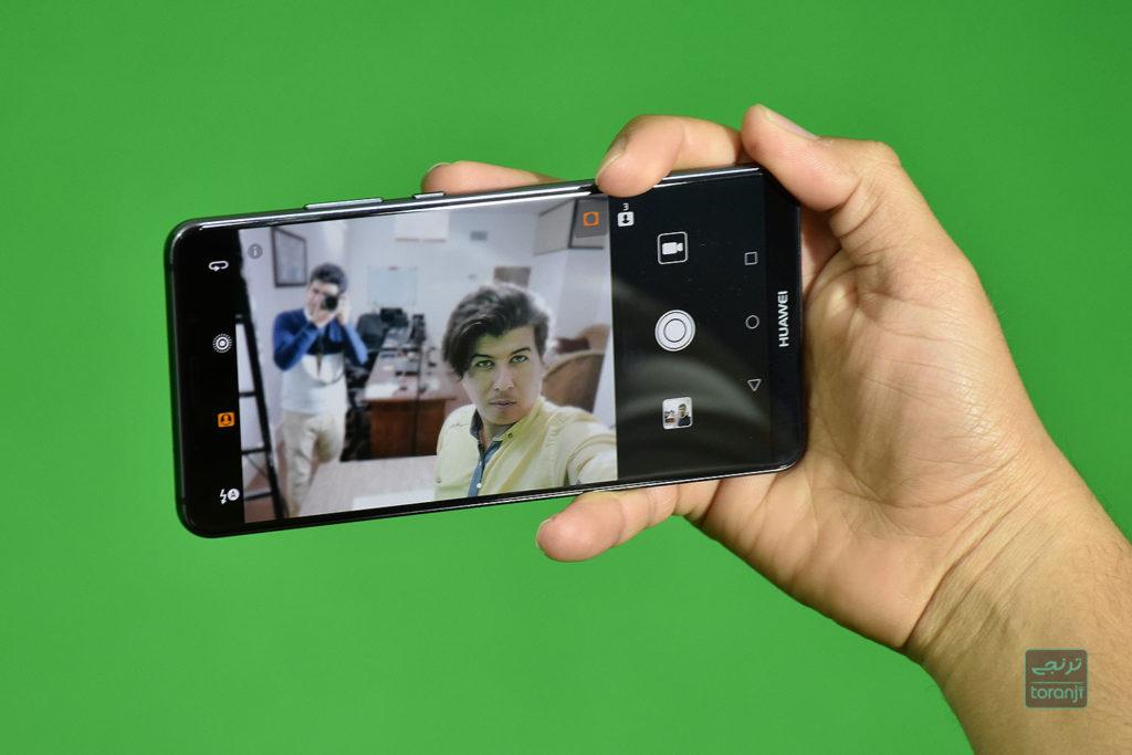 دوربین سلفی Mate 10