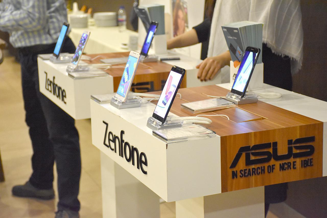 ایسوس از سری تلفن های هوشمند  ذن فون 4 خود در خاورمیانه رونمایی کرد